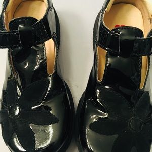 Other - European Brand Black Patton Shoes